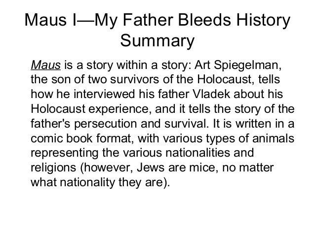 maus and the holocaust essay