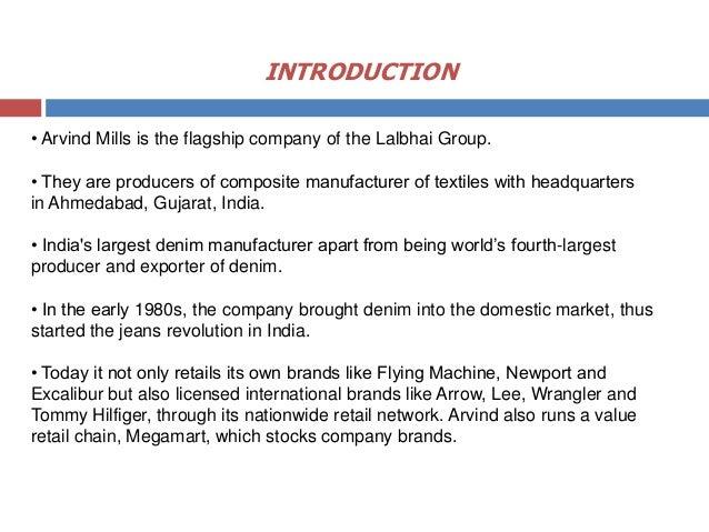 arvind mills case