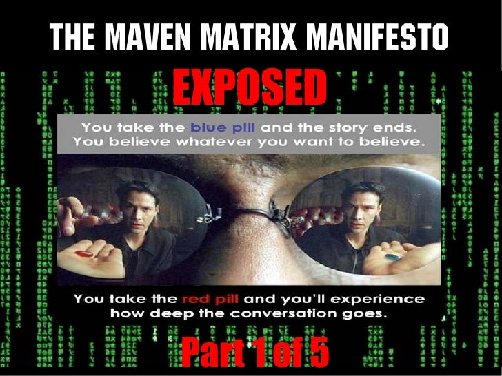 Maven Matrix Exposed 01
