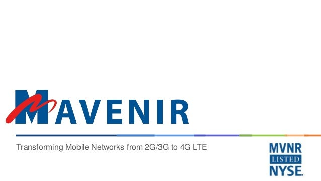 Transforming Mobile Networks from 2G/3G to 4G LTE