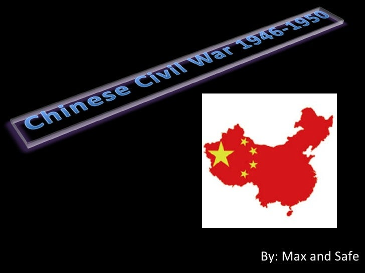 Max chinese civil war