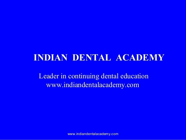 Maxillofacial trauma evaluation and management (nx power lite) /certified fixed orthodontic courses by Indian dental academy