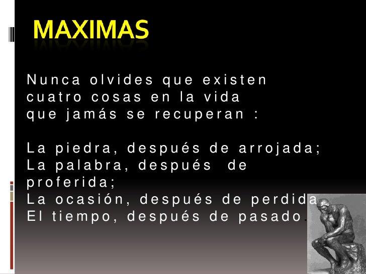 Maximas