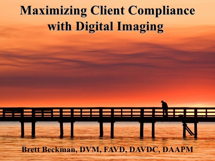 Maximizing  Client  Compliance in Veterinary Dentistry.