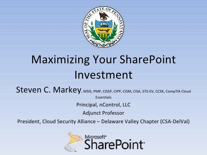 Maximizing your share_point_investment_final
