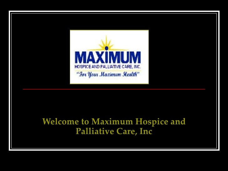 Hospice and Palliative Care Facility in Chicago IL for Dying Patients and Cancer Patients