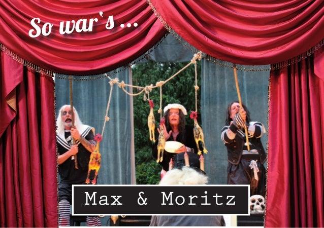 Max & Moritz So war's ...