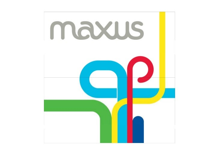 Maxus Global Credential - A relationship Media Agency