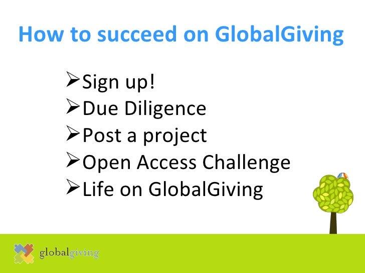 May 11 Nepal #3 Succeeding on GlobalGiving