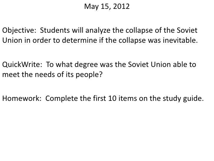 May 15, 2012