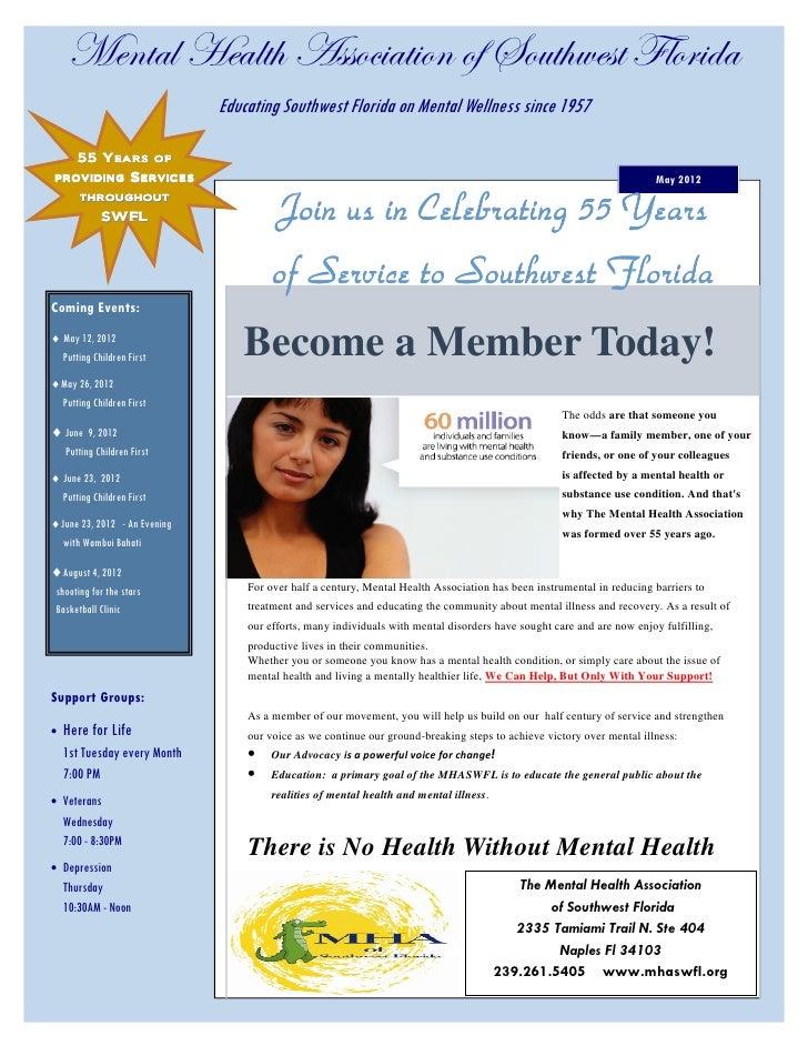 `xÇàtÄ [xtÄà{ TááÉv|tà|ÉÇ Éy fÉâà{ãxáà YÄÉÜ|wt                              Educating Southwest Florida on Mental Wellness...