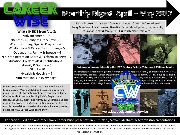 Navy_Career_Wise_May 2012_Monthly_Digest