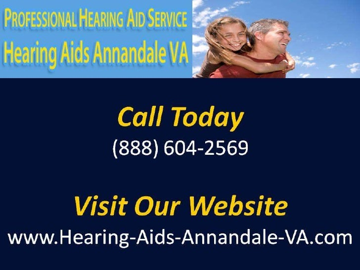 How to TakeCare of Hearing Aids           (888) 604-2569  www.Hearing-Aids-Annandale-VA.com