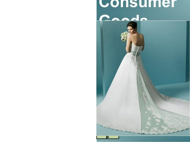 ConsumerGoods November, 2011 1