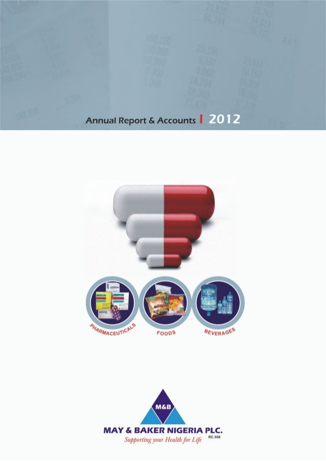 Mayer and Baker Annual Report 2012
