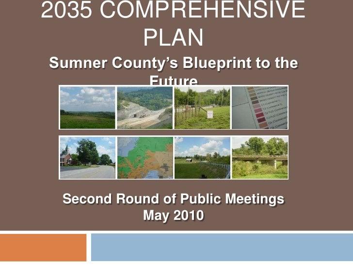 2035 Comprehensive Plan - May Public Workshops