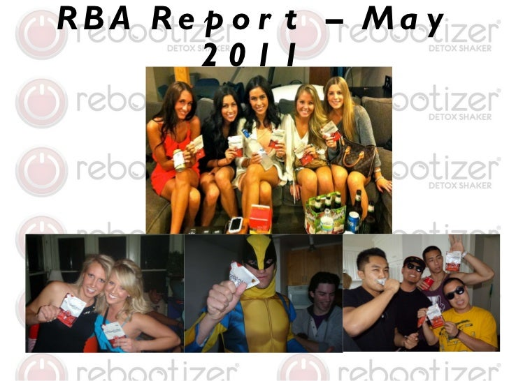 RBA Report – May 2011