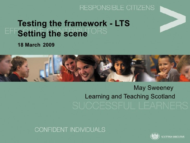 May Ttf Lts 18 Th March 2009