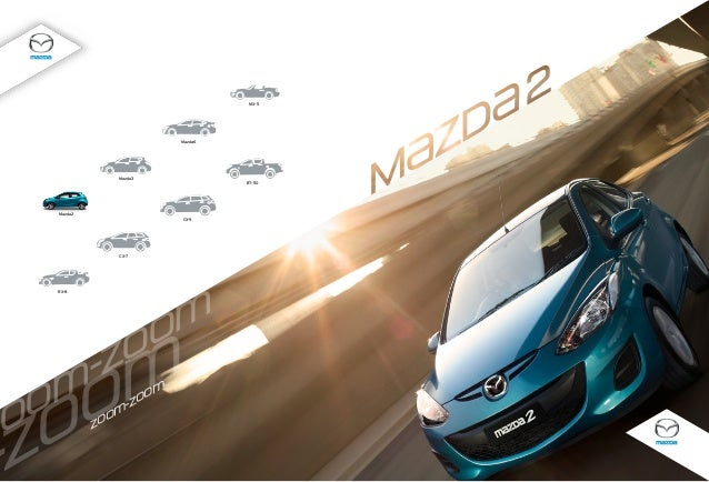 Features of Mazda 2