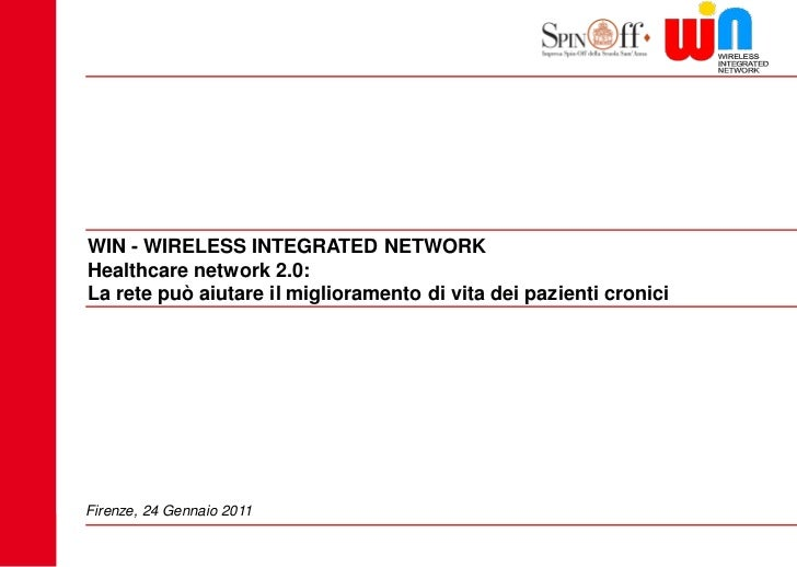 Ignite IBB: Donato Mazzeo - Healthcare network 2.0