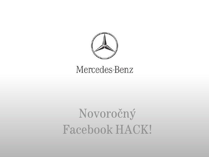 NovoročnýFacebook HACK!