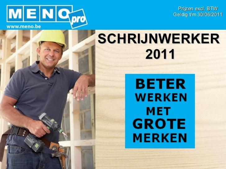 Meno Pro B3 NL