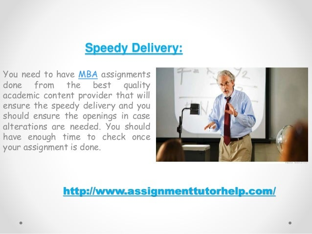 mba assignment help india - Solved Assignments Help Center / forum ...