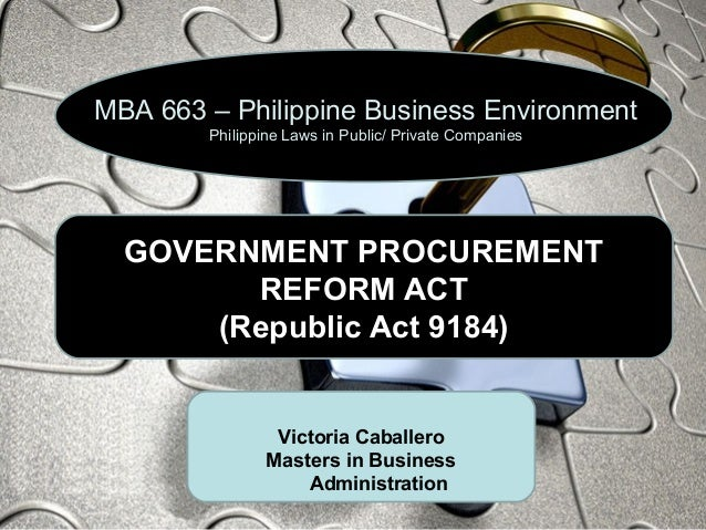 philippine business environment Environmental management success stories  environmental management success stories: a contribution to  the health of the philippine environment.