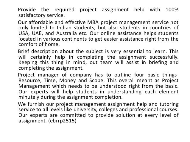 Assignment writing help india