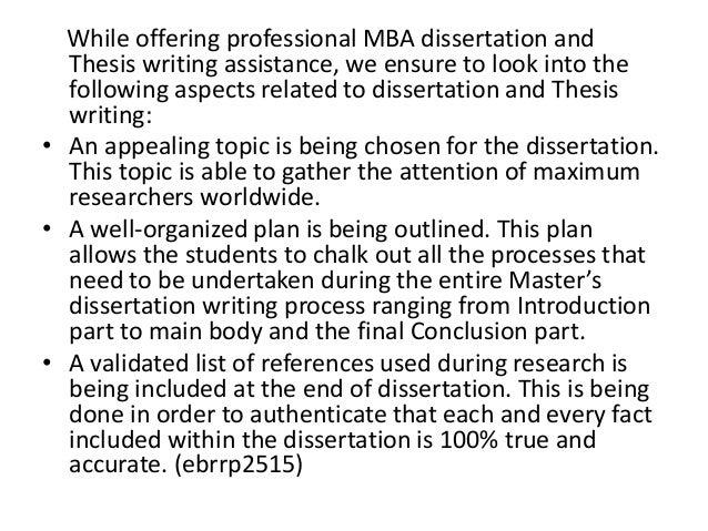 Dissertation help services kolkata