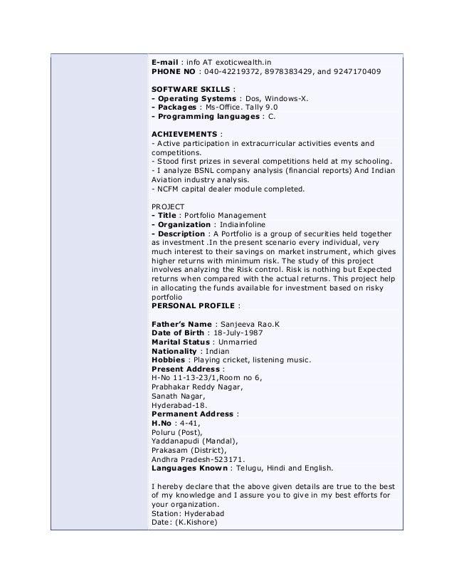 mba finance resume sle 28 images sle resume for mba