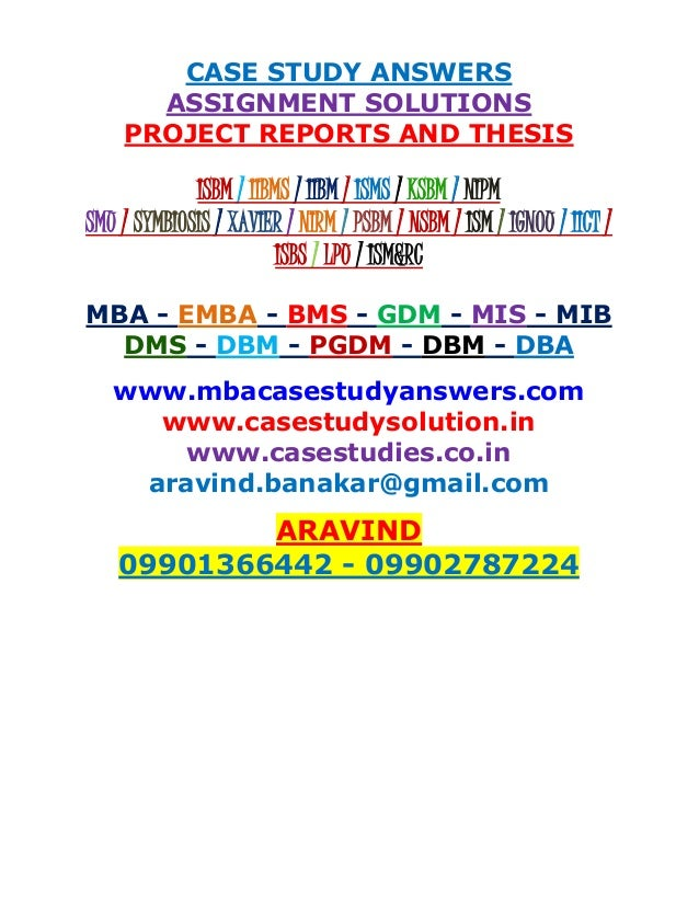 case study writing workshop