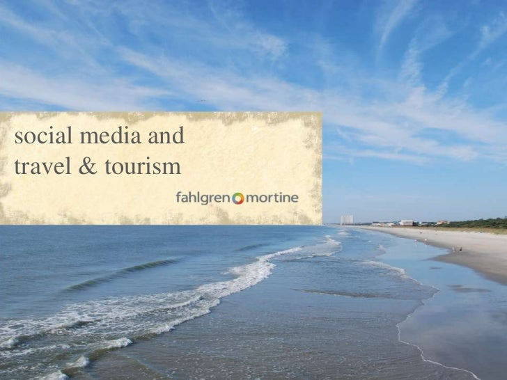 What's Hot in Tourism Social Media