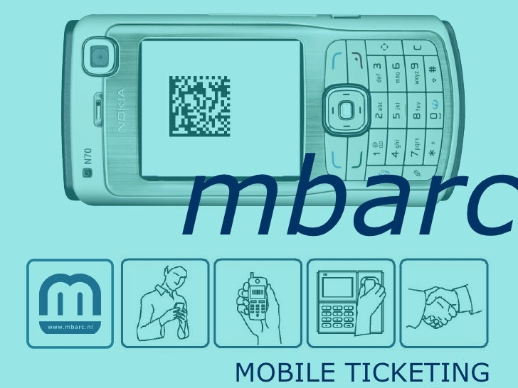 mbarc MOBILE TICKETING