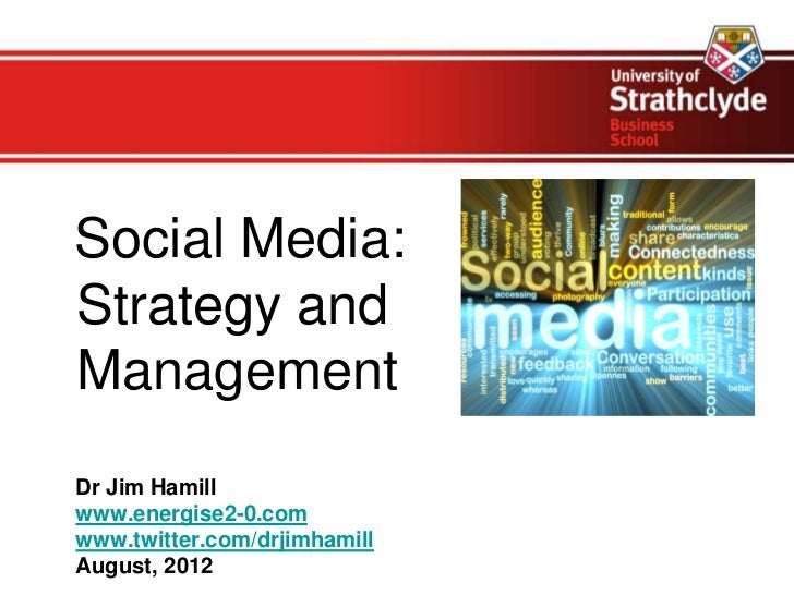 Strathclyde MBA Social Media Class, Bahrain August 2012