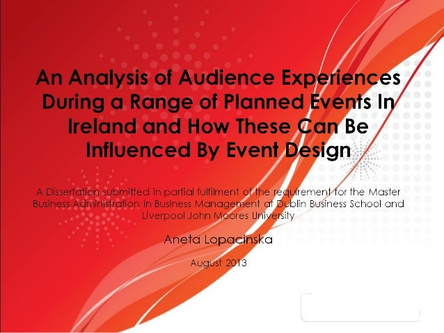 mba research thesis