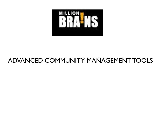 MILLIONBRAINS Community Admin Tools