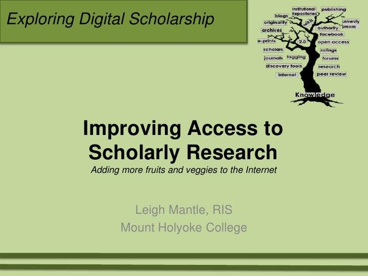 Mbmh Seminar Leigh Mantle