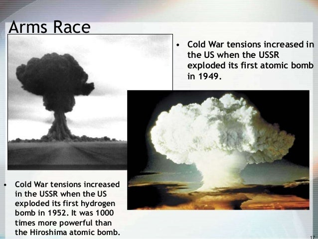 what events heightened cold war tensions Home / events / the cold war, the this year's event will focus on the theme the cold war, the early years, when heightened tensions between the united states.