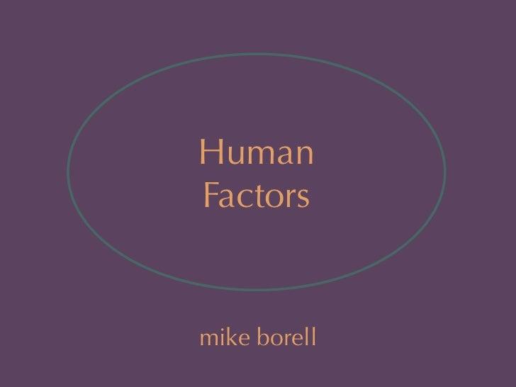 Human Factors Final (week 7)