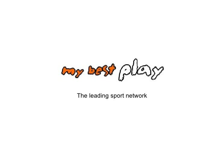 The leading sport network