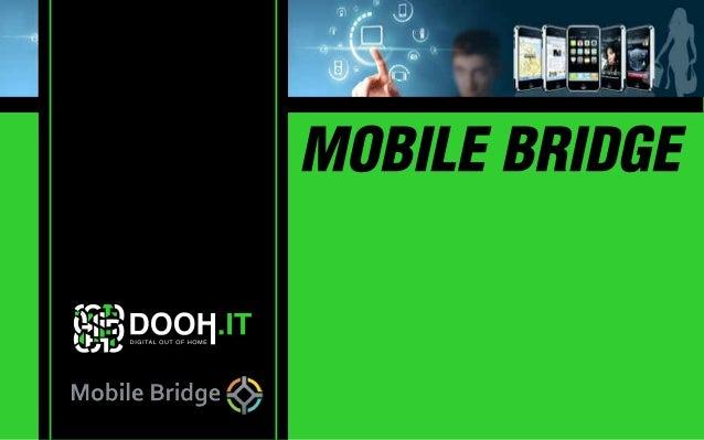 Mobile Bridge - Piattaforma di Mobile Marketing & Promotion