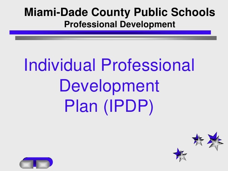 Mbsh ipdp for principals_2011-2012