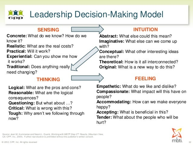 decision making technique essays