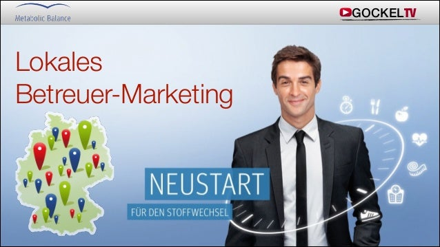 GOCKELTV Lokales Betreuer-Marketing
