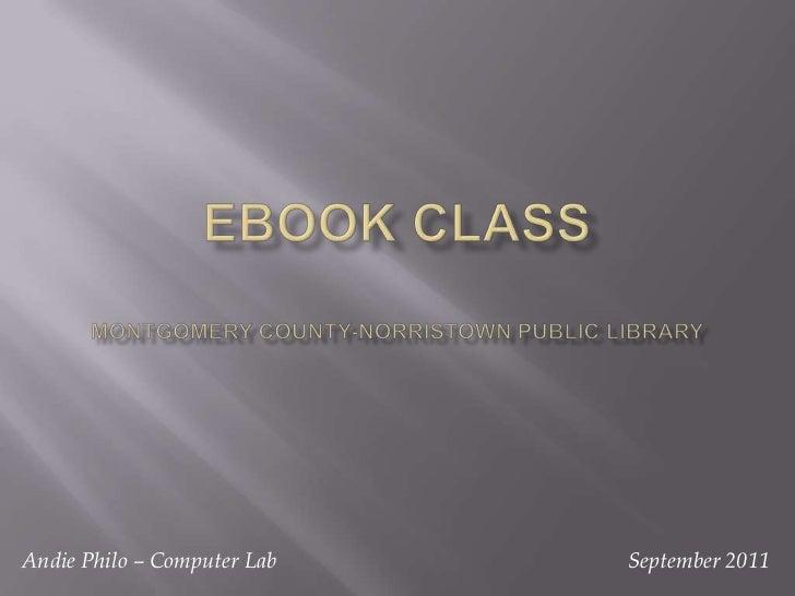Mc npl e book class