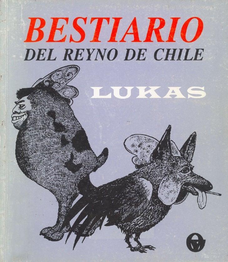 DEL REYNO DE CHILE