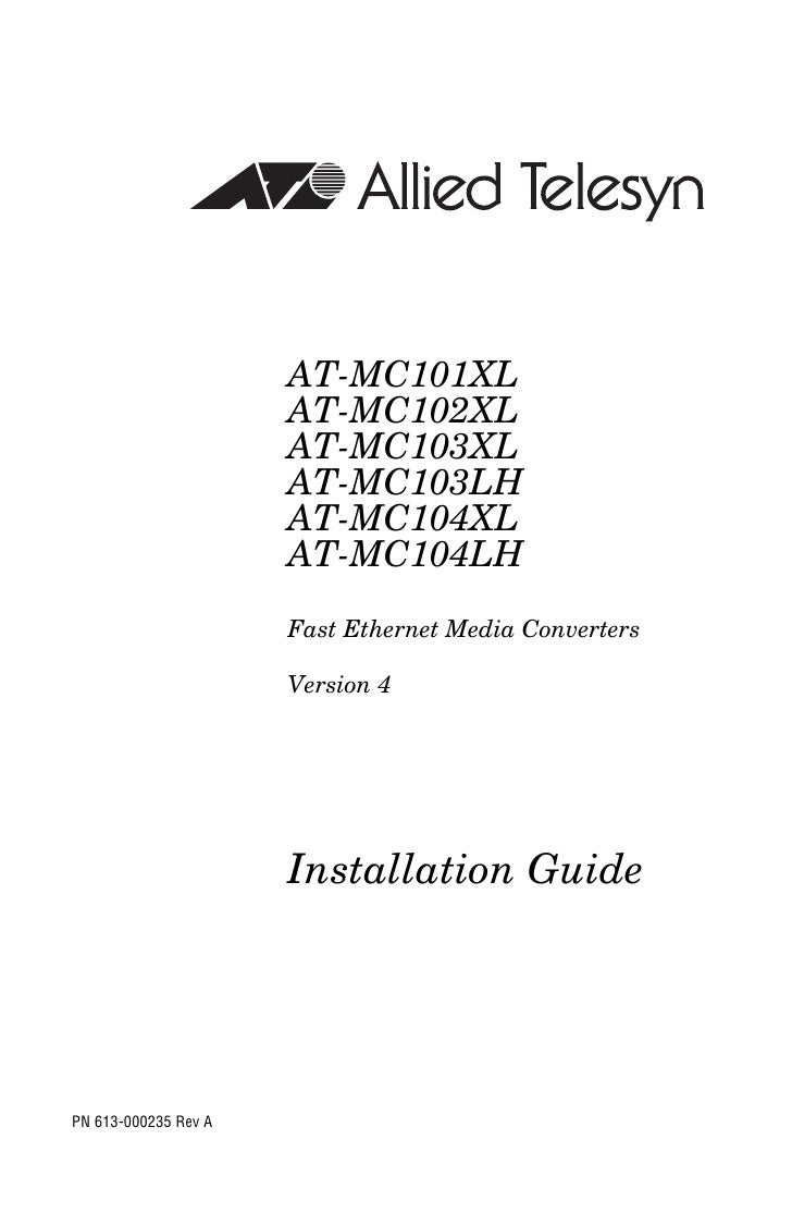 AT-MC101XL                       AT-MC102XL                       AT-MC103XL                       AT-MC103LH             ...