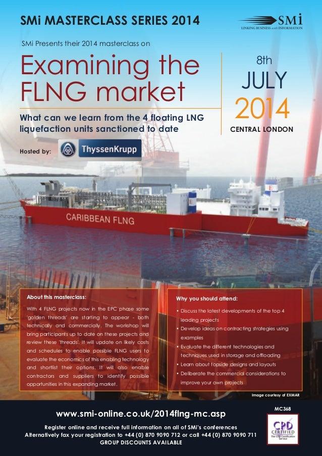Examining the FLNG Market Masterclass