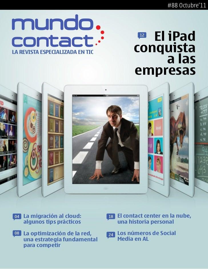 #88 Octubre'11                                                 El iPad                                                12LA...